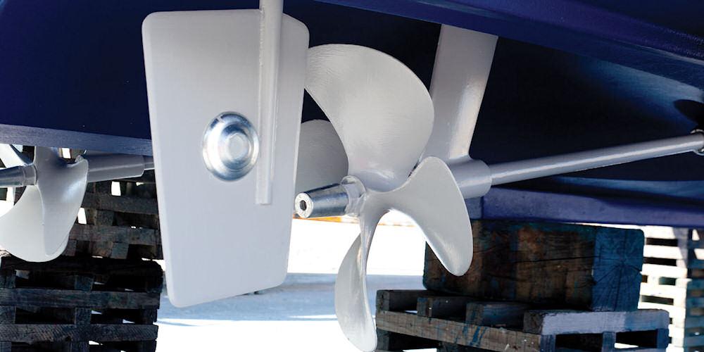 Yacht Survey Cathodic Protection