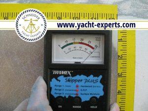 Marine Surveyor Moisture Meter