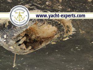 Yacht Survey Corrosion