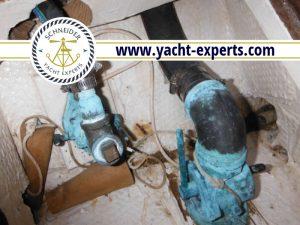 Yacht Survey Seacock