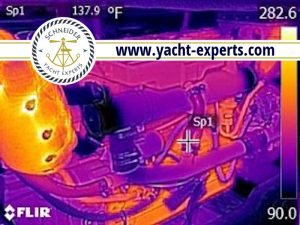 Yacht Survey Thermography1