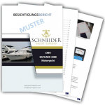 Yacht Survey Sample Report
