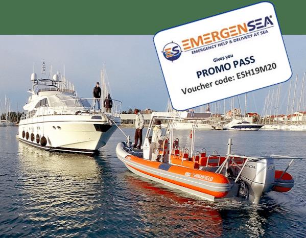 Emergensea: Pannenhilfe auf See