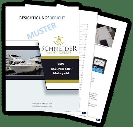 Yachtgutachten Muster Download