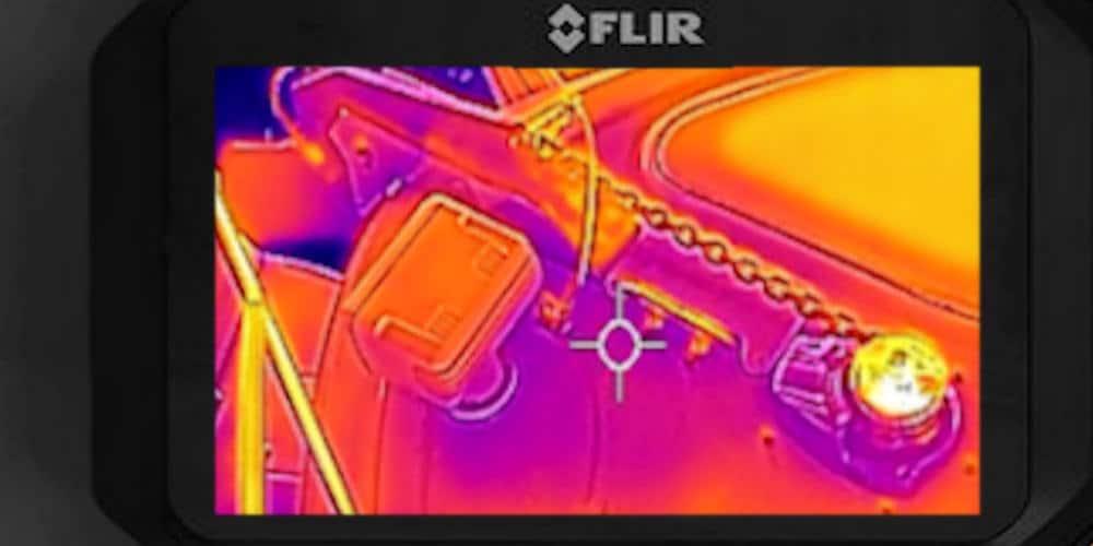 Yachtgutachten Thermografie Header